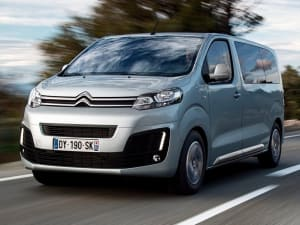 Citroen SPACE TOURER 1.5 BlueHDi 120 Business M [9 Seat] 5dr