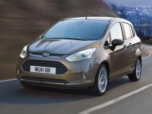Ford B-MAX 1.6 Zetec Silver Edition 5dr Powershift