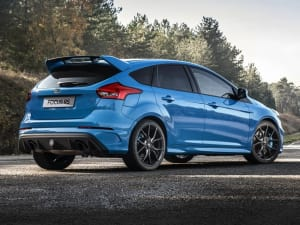 Ford FOCUS RS 2.3 EcoBoost Red Edition 5dr