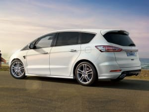 Ford S-MAX 2.0 EcoBlue 240 ST-Line [Lux Pack] 5dr Auto
