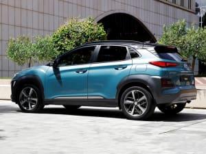 Hyundai KONA 150kW Premium 64kWh 5dr Auto [11kW Charger]