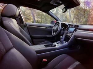 Honda CIVIC 1.0 VTEC Turbo 126 S 5dr CVT