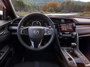 Honda CIVIC 1.5 VTEC Turbo Sport 5dr CVT