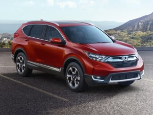 Honda CR-V 1.6 i-DTEC Black Edition 5dr Auto