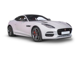 Jaguar F-TYPE 2.0 R-Dynamic 2dr Auto