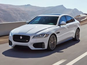 Jaguar XF 2.0d [180] Chequered Flag 4dr Auto AWD