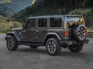 Jeep WRANGLER 2.0 GME Sport 2dr Auto8