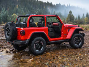 Jeep WRANGLER 2.2 Multijet Rubicon 4dr Auto8