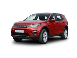 Land Rover DISCOVERY SPORT 2.0 eD4 Pure 5dr 2WD [5 seat]