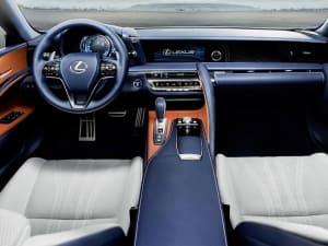 Lexus LC 500 5.0 [464] Sport 2dr Auto [Mark Levinson]