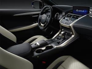 Lexus NX 300h 2.5 F-Sport 5dr CVT [PremiumPk/leather/PanRf]