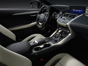 Lexus NX 300h 2.5 5dr CVT [Premium pack pan roof]