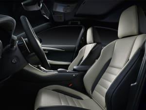 Lexus NX 300h 2.5 5dr CVT [Sport pack Nav]