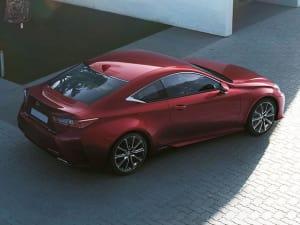 Lexus RC 5.0 2dr Auto [Sunroof]