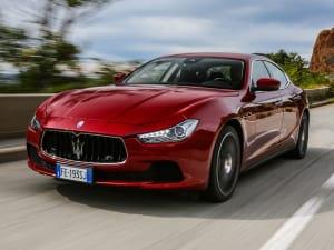 Maserati GHIBLI V6 Royale 4dr Auto