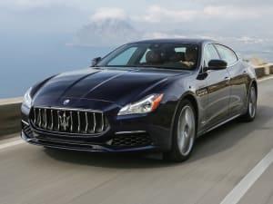 Maserati QUATTROPORTE V6d GranLusso 4dr Auto