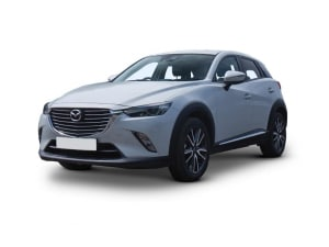 Mazda CX-3 2.0 Sport Nav + 5dr Auto [Safety + Leather Pack]