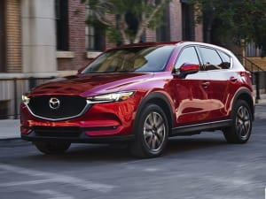 Mazda CX-5 2.0 Sport Nav+ 5dr Auto [Safety Pack]