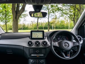 Mercedes Benz B CLASS B200 Sport Executive 5dr