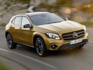 Mercedes Benz GLA CLASS GLA 180 Urban Edition 5dr