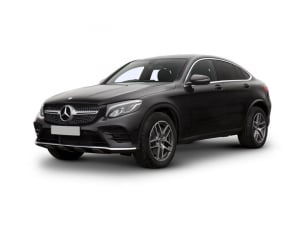 Mercedes Benz GLC COUPE GLC 300d 4Matic AMG Line Prem+ Ultimate 5dr 9GTron