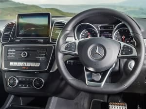 Mercedes Benz GLE GLE 300d 4Matic AMG Line 5dr 9G-Tronic [7 Seat]