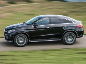 Mercedes Benz GLE COUPE GLE 43 4Matic Night Edition 5dr 9G-Tronic