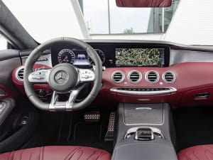 Mercedes Benz S CLASS S500L Grand Edition 4dr 9G-Tronic