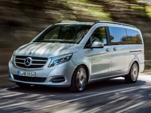 Mercedes Benz V CLASS V250 d Sport 5dr Auto [Long]