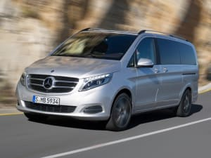 Mercedes Benz V CLASS V250 d Marco Polo Sport 4dr Auto [Long]