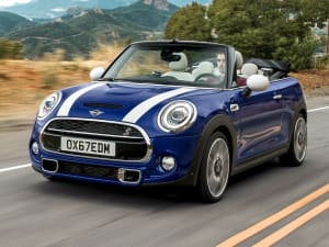 Mini CONVERTIBLE 2.0 Cooper S Exclusive 2dr Auto [Nav Pack]