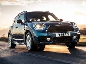 Mini COUNTRYMAN 2.0 Cooper S 5dr Auto [JCW Chili Pack] [7 Speed]