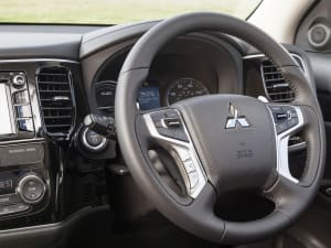 Mitsubishi OUTLANDER 2.4 PHEV 4h 5dr Auto