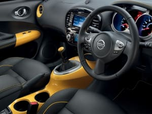 Nissan JUKE 1.6 N-Connecta 5dr Xtronic [Comfort/Safety Pk]