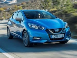 Nissan MICRA 1.0 Acenta 5dr [Exterior+ Pack]