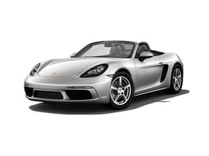 Porsche BOXSTER 2.5 GTS 2dr PDK