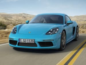 Porsche CAYMAN 4.0 GT4 2dr
