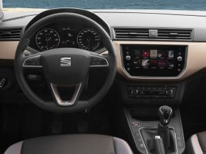 Seat IBIZA 1.0 TSI 115 FR [EZ] 5dr DSG
