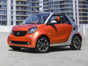 Smart FORTWO CABRIO 60kW EQ Prime Premium 2dr Auto 17.6kWh 22kWch
