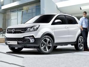 Ssangyong KORANDO 2.2 LE 5dr Auto