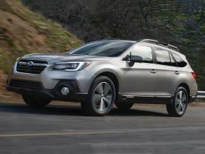 Subaru OUTBACK 2.5i SE Premium 5dr Lineartronic