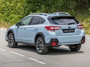 Subaru XV 2.0i e-Boxer SE Premium 5dr Lineartronic