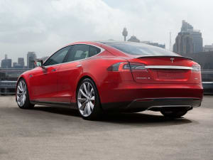 Tesla MODEL S Long Range AWD 5dr Auto