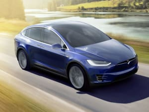 Tesla MODEL X Performance AWD 5dr Auto [6 Seat]