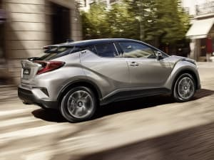 Toyota C-HR 1.8 Hybrid Dynamic 5dr CVT [Leather]