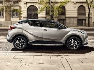 Toyota C-HR 1.8 Hybrid Icon 5dr CVT [Tech]