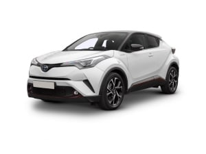 Toyota C-HR 1.8 Hybrid Dynamic 5dr CVT [Leather/JBL]