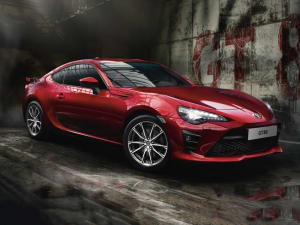 Toyota GT86 2.0 D-4S Blue Edition 2dr Auto [Performance Pack]