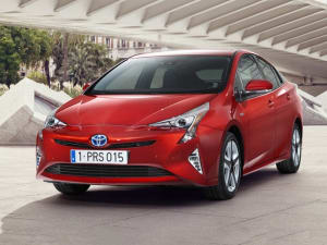 Toyota PRIUS 1.8 VVTi Business Ed Plus 5dr CVT [15 inch alloy]