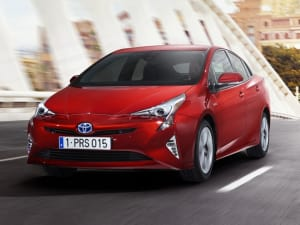 Toyota PRIUS 1.8 VVTi Plug-in Business Edition Plus 5dr CVT